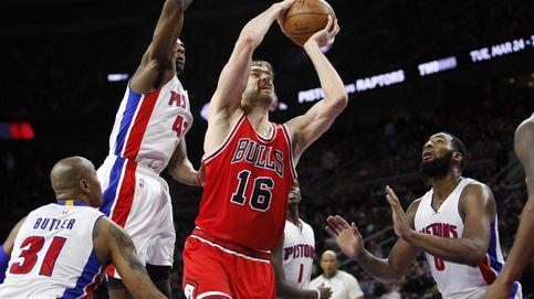 Los Bulls desperdician 19 puntos de ventaja en un gran partido de Pau