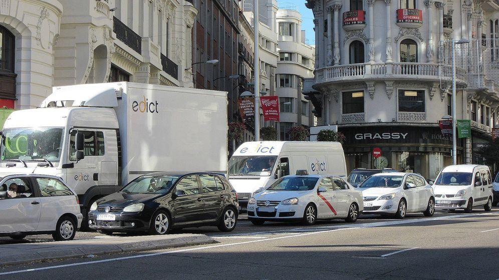 Foto: Hacen falta nuevas infraestructuras para reducir la contaminación en las ciudades.