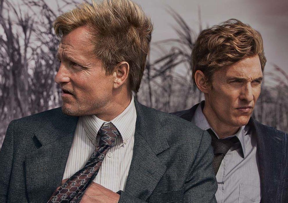 Foto: Fotograma de 'True detective', una de las series del momento
