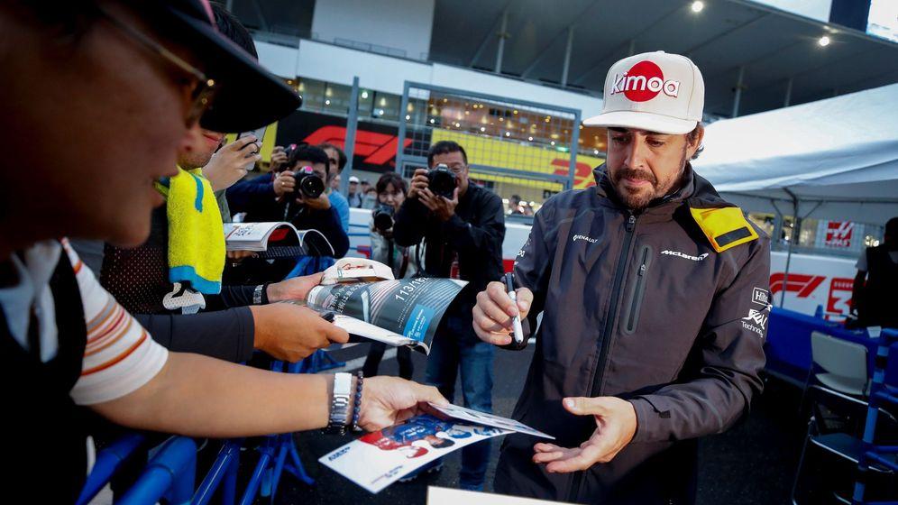Foto: Fernando Alonso se despedirá de uno de sus trazados favoritos. (EFE)
