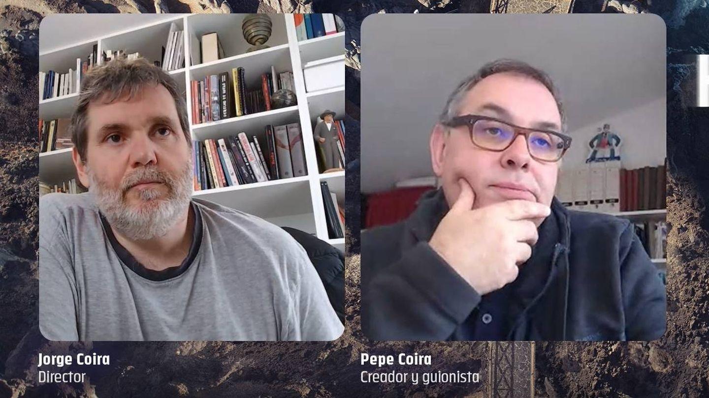 Pepe y Jorge Coira. (El Confidencial)