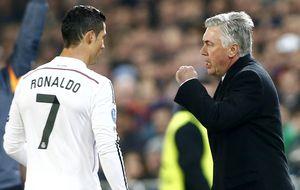 Los peores presagios de Ancelotti se cumplen y el avión del Madrid no despega