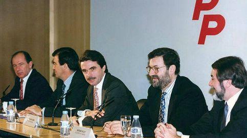 Alivio en el aparato del PP e indiferencia de sus bases ante el portazo de Aznar