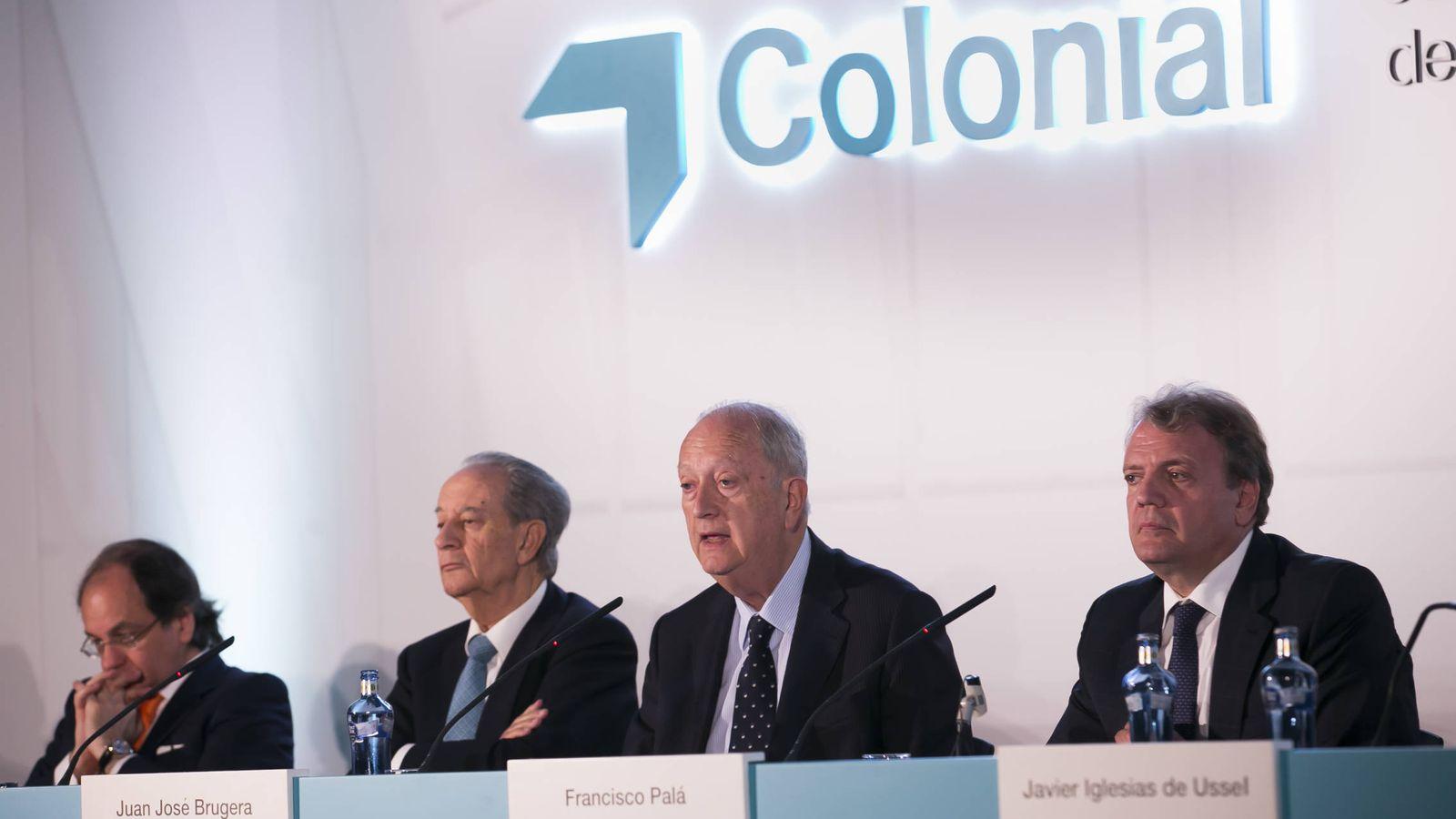 Colonial inmobiliaria colonial estrena el a o con la for Inmobiliaria colonial