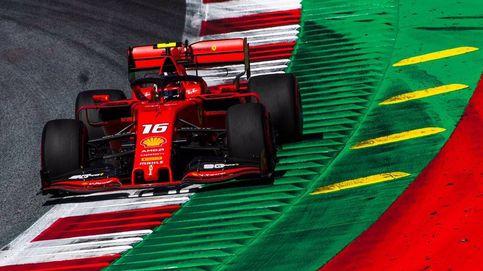 La exhibición de Leclerc o por qué Ferrari no puede tirar a la basura su primera victoria