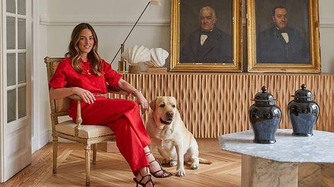 La casa-estudio de María Santos, la decoradora de moda, en el centro de Madrid