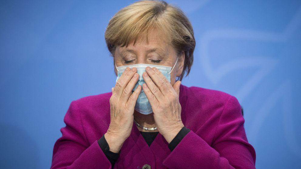 Alemania registra más 6.600 contagios en 24h y Merkel llama al cierre de la vida pública
