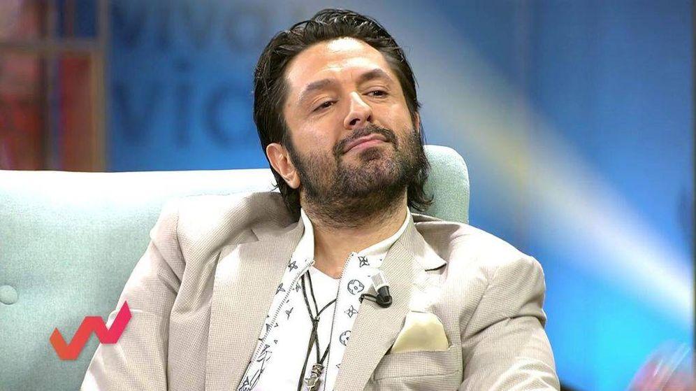 Foto: Rafael Amargo, en 'Viva la vida'. (Telecinco).