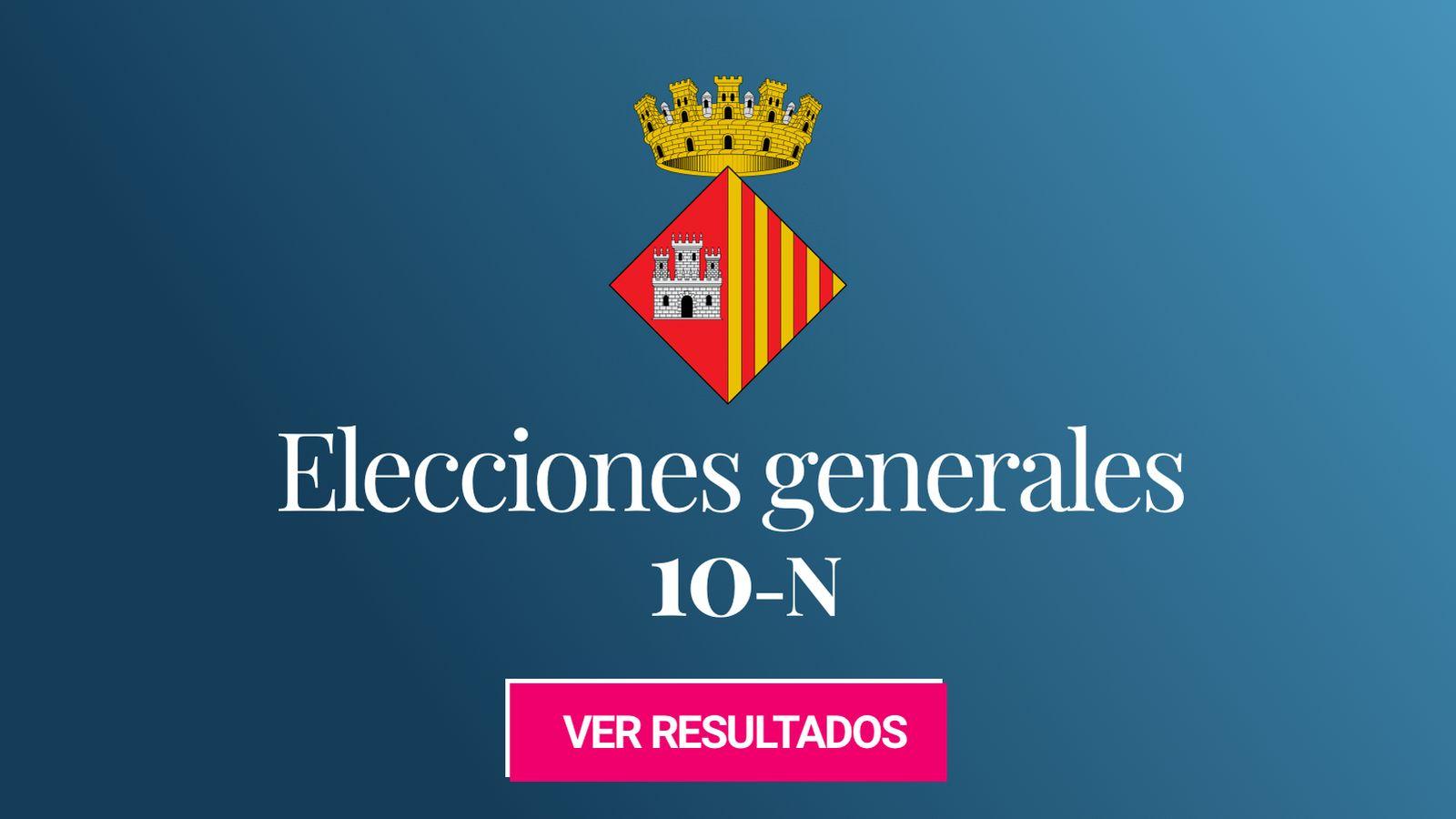 Foto: Elecciones generales 2019 en Terrassa. (C.C./EC)