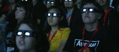 Los males ocultos tras las gafas 3D
