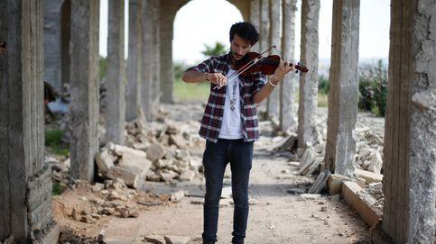 El violinista: partituras secretas contra los yihadistas