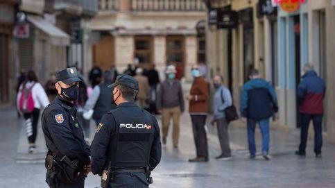 Detenido en Málaga un joven de 26 años por propinar una paliza a su novia menor de edad