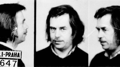 La vida de Václav Havel en imágenes
