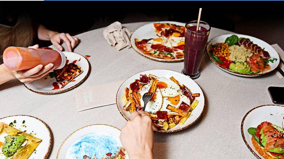 Foto: Restaurante Naked&Sated.