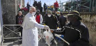 Post de El virus de la pobreza genera las primeras revueltas en el sur de Italia