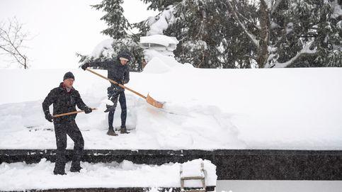El ingenioso método que emplean los noruegos para quitar la nieve