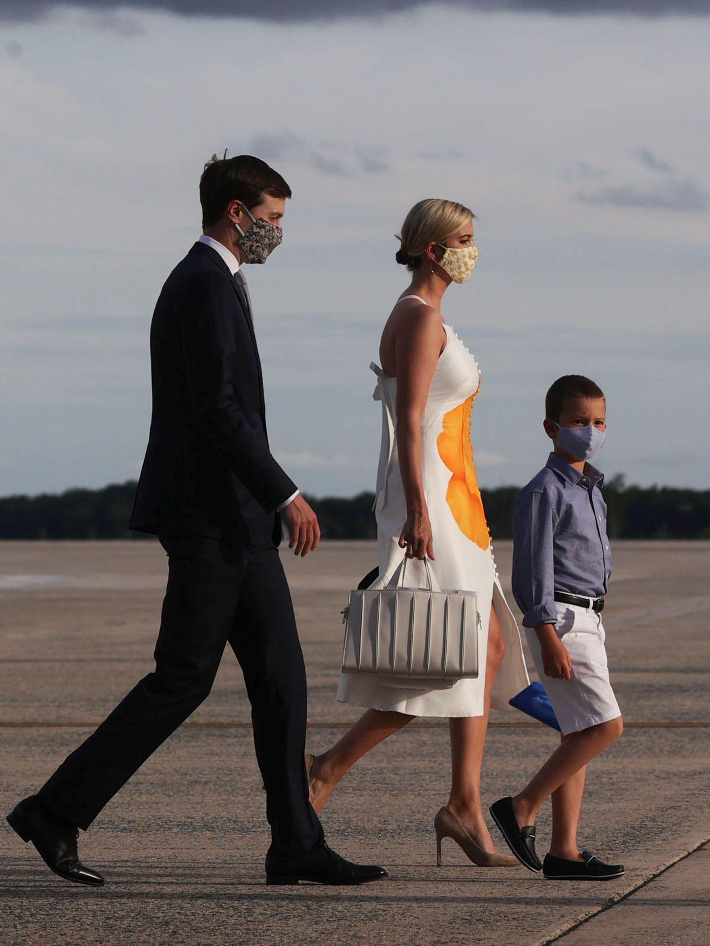 El famoso bolso de Ivanka. (Reuters)