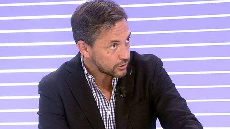 Javier Ruiz, en 'Cuatro al día'. (Cuatro)