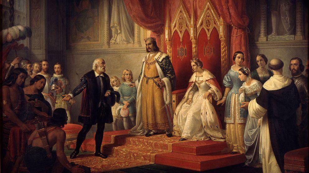 Cultura y los tribunales impiden a los Alba vender las  cartas de Colón