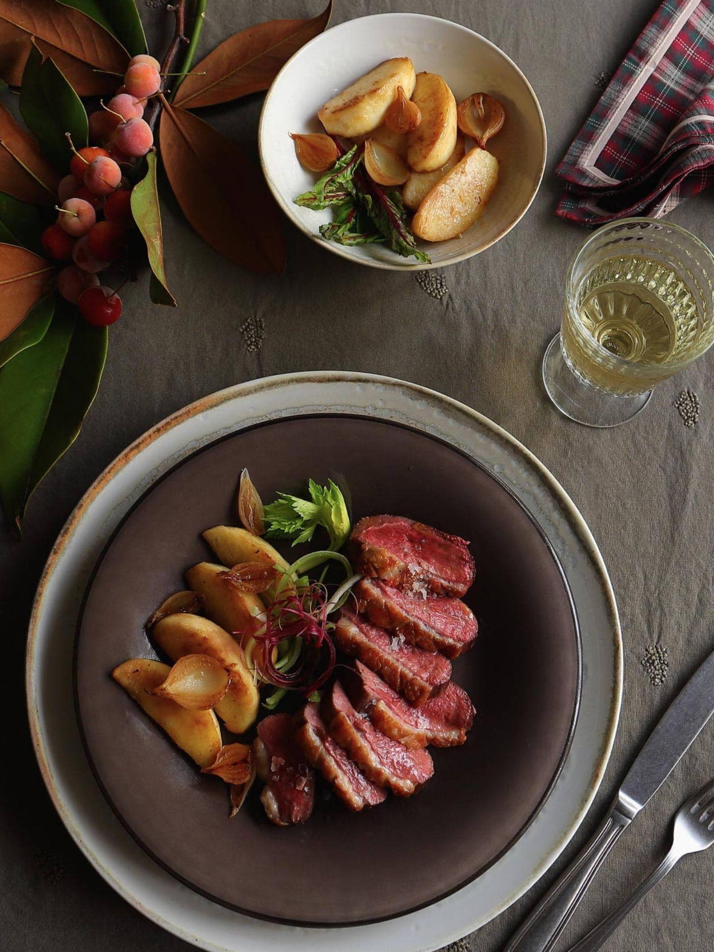 Recetas de Zara Home para una cena de Navidad con estilo. (Cortesía)