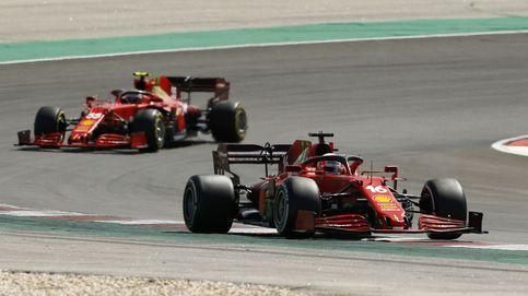 En directo Fórmula 1: ¡Duelo español en Portugal! Alonso adelanta a Sainz
