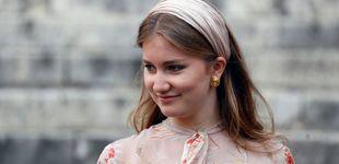 Post de Al igual que Leonor, las 'teen royals' también llevan tacones (menos una)