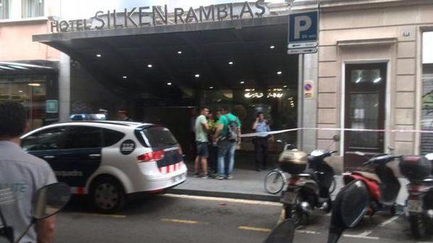 Un tiroteo en la Rambla de Barcelona deja al menos dos heridos