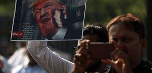 Post de Un cohete impacta en la embajada de EEUU en Bagdad y causa al menos cinco heridos