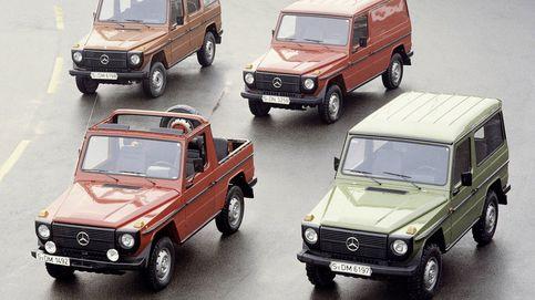 Mercedes Clase G, la referencia del todoterreno