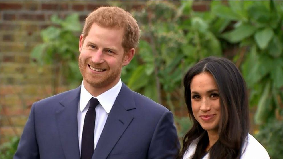 Matrimonio Principe Harry : Familia real británica meghan markle compuesta y sin