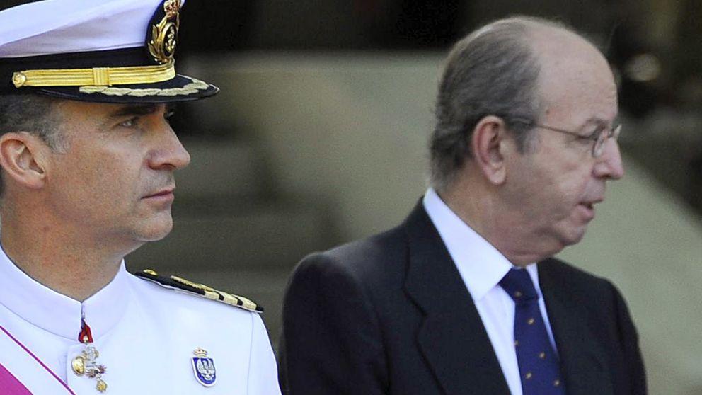 Al Rey Felipe VI le crecen los cuñados