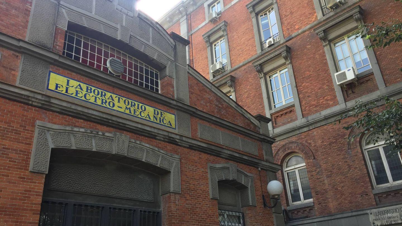 Sede de la empresa pública SECEGSA. (A.V)