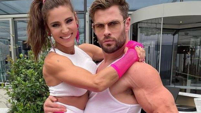 """Hemsworth parece haberse """"sobreentrenado"""" esta última década (Instagram)"""