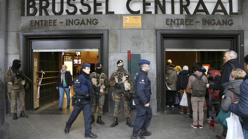 Bélgica reconoce falta de recursos y cuerpos policiales disgregados