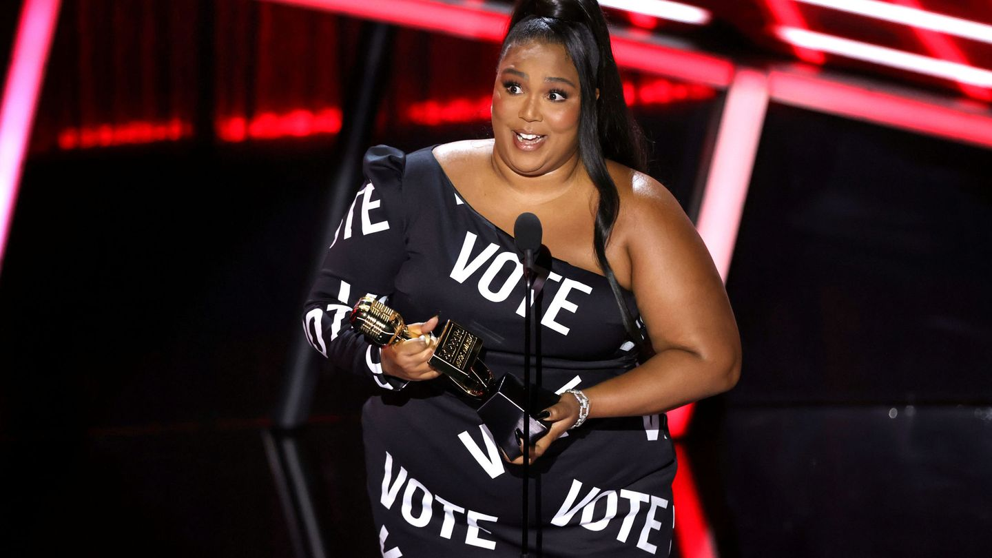 Lizzo. (Reuters)