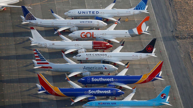 Las aerolíneas salvan la sesión en bolsa tras el tercer accidente de un Boeing en 15 meses