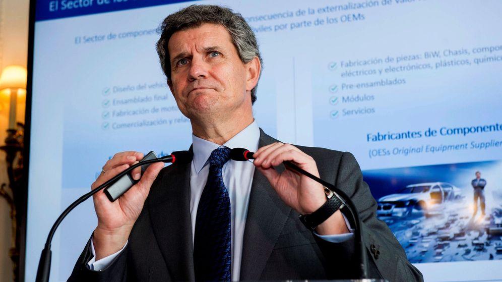 Foto: El presidente de Gestamp, Francisco Riberas. (EFE)