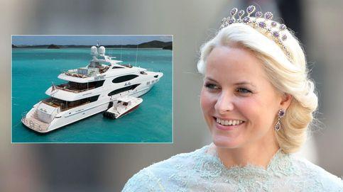 Mette-Marit y el yate de 270.000 € por semana que ha enfadado a los noruegos