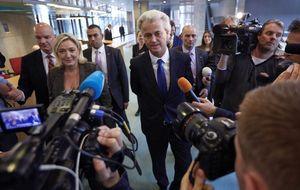 La derecha radical monopoliza las próximas elecciones europeas