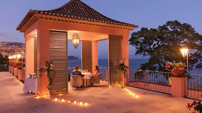 Naturaleza, tranquilidad y lujo en Madeira.