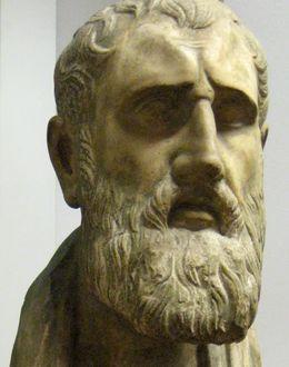 Foto: Zenón de Citio, fundador del estoicismo. (Foto: shakko)