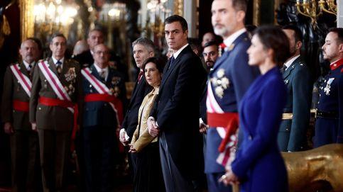 Felipe VI, protagonista colateral de la investidura de Pedro Sánchez