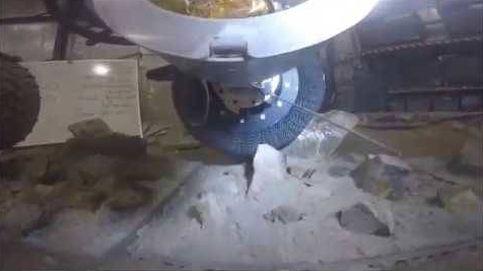 La NASA se inspira en la Edad Media para crear una rueda más elástica