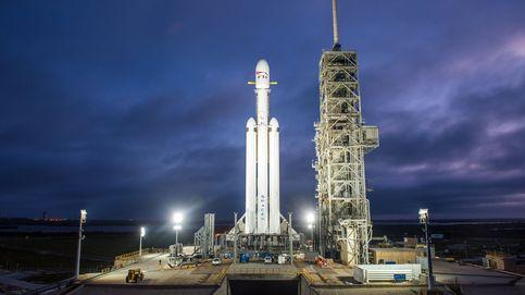Así será hoy el lanzamiento del Falcon Heavy, el cohete más potente del mundo