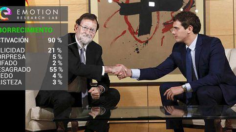 ¿Tolera Rajoy a Rivera? Emotion Research sabe qué sienten los políticos