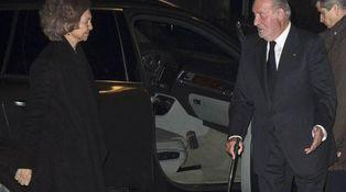 Lo que el semblante de don Juan Carlos ya no es capaz de disimular