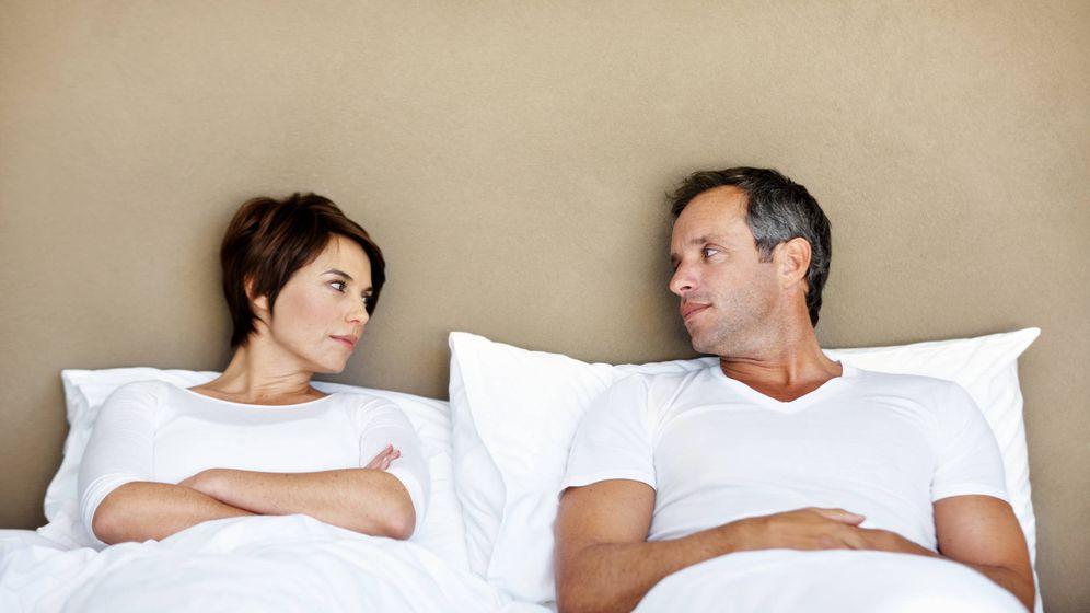 Foto: A veces el hombre tiene la sensación de que sus ganas son siempre superiores a las de su compañera. (iStock)