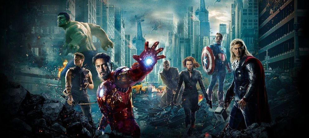 Foto: Imagen promocional de 'Los vengadores'