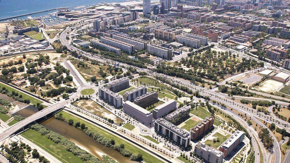Foto: Uno de los proyectos de Neinor en Cataluña. (Neinor)