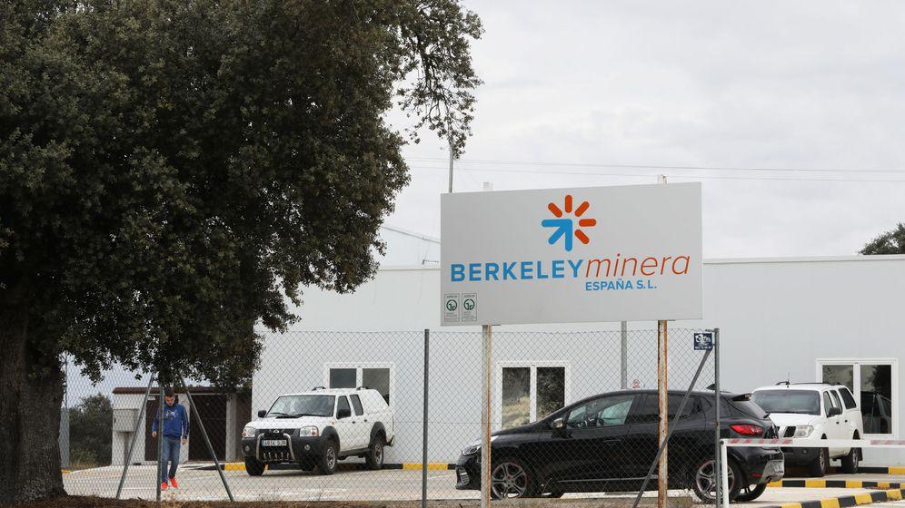 Foto: Oficinas de Berkeley en Retortillo (Reuters)